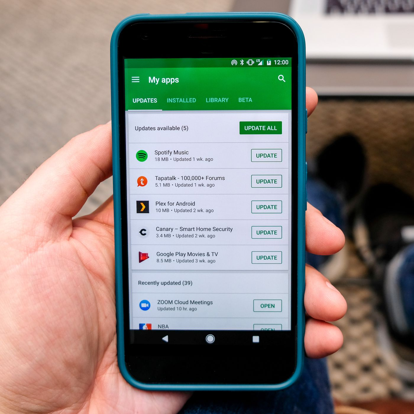 Android just got incredibly good at helping you manage your apps - The Verge