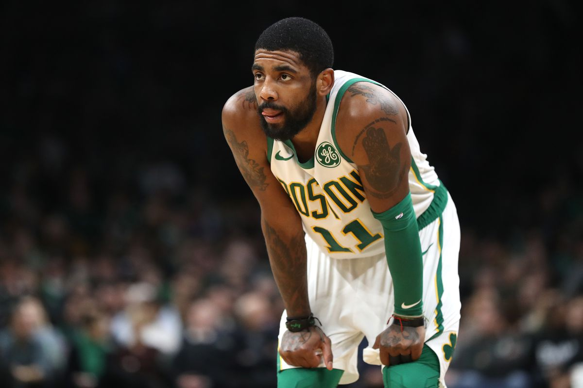 a21dbc35c09f Boston star Kyrie Irving responds to non-stop Kyrie Irving coverage ...