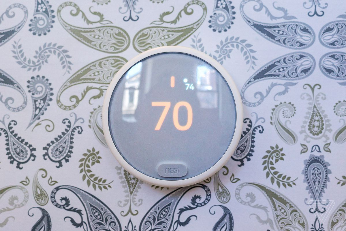 Nest's cheaper thermostat is better than the original - The Verge