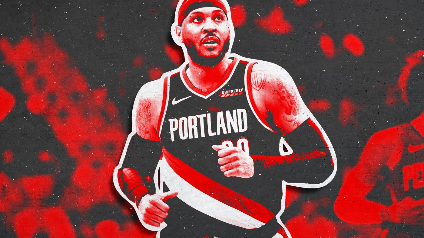 Carmelo's Trail Blazers Debut Raises More Questions Than Answers