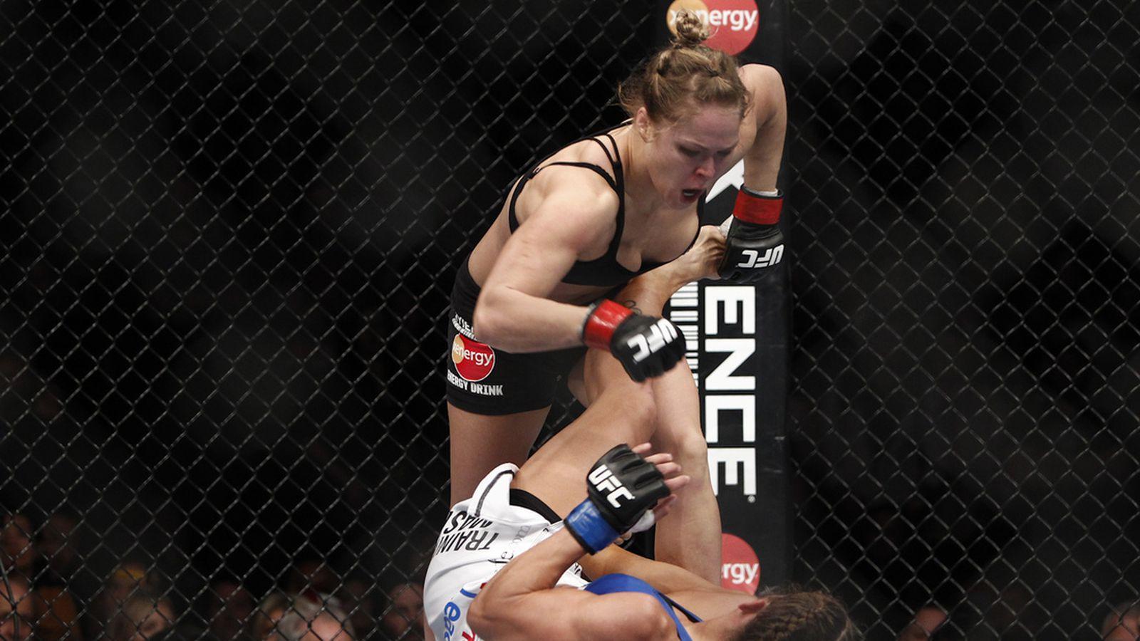 Rousey vs carmouche betting odds m sportsbettingstar