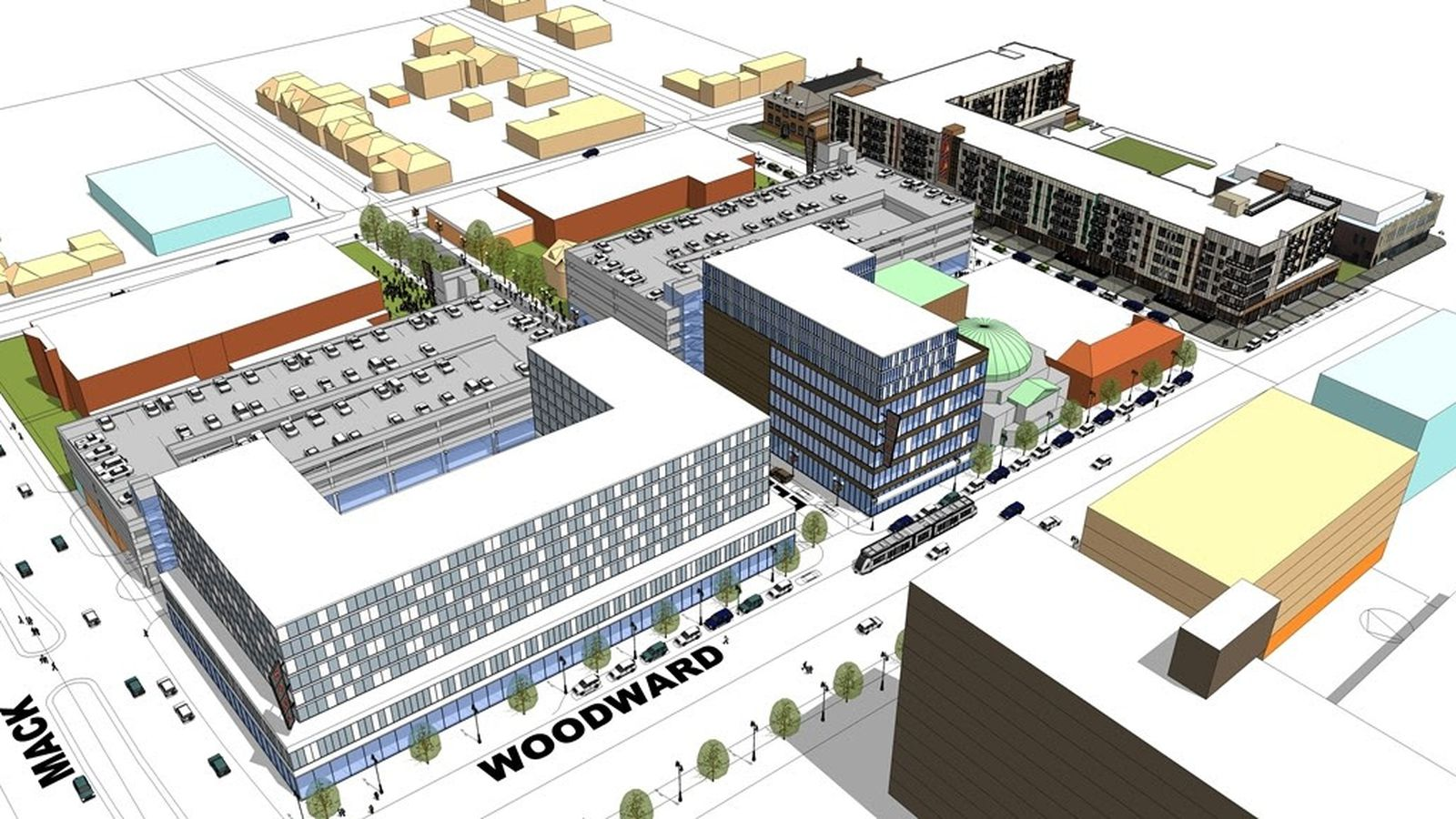 more details emerge for soma  south of mack avenue  development
