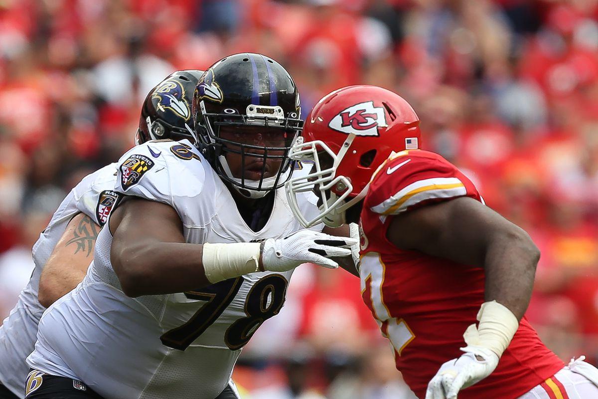 NFL: SEP 22 Ravens at Chiefs