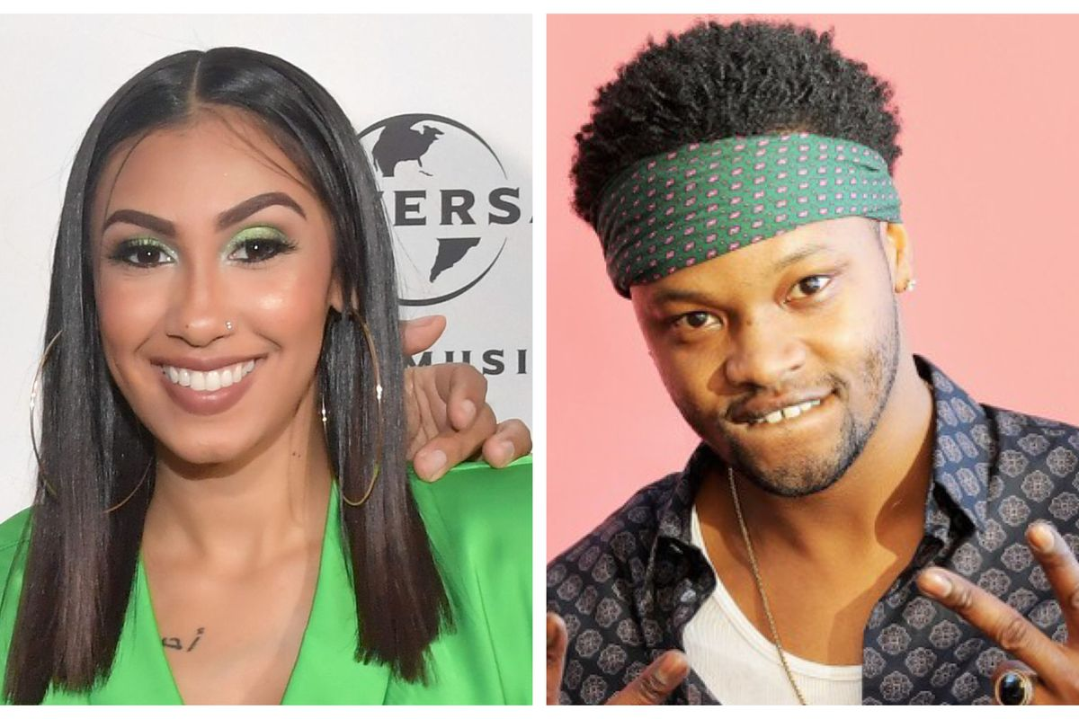 Queen Naija and BJ The Chicago