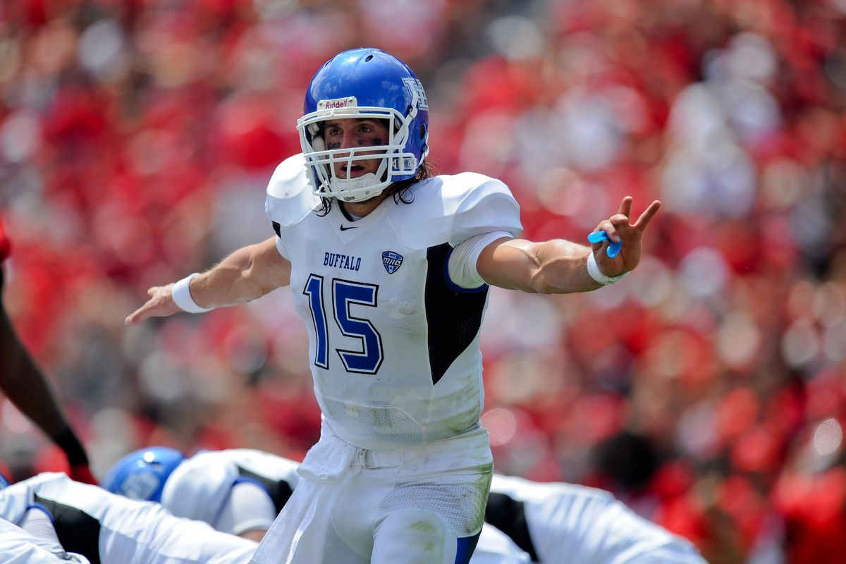 Cardinal Mooney product Alex Zordich may lead the offense for UB.