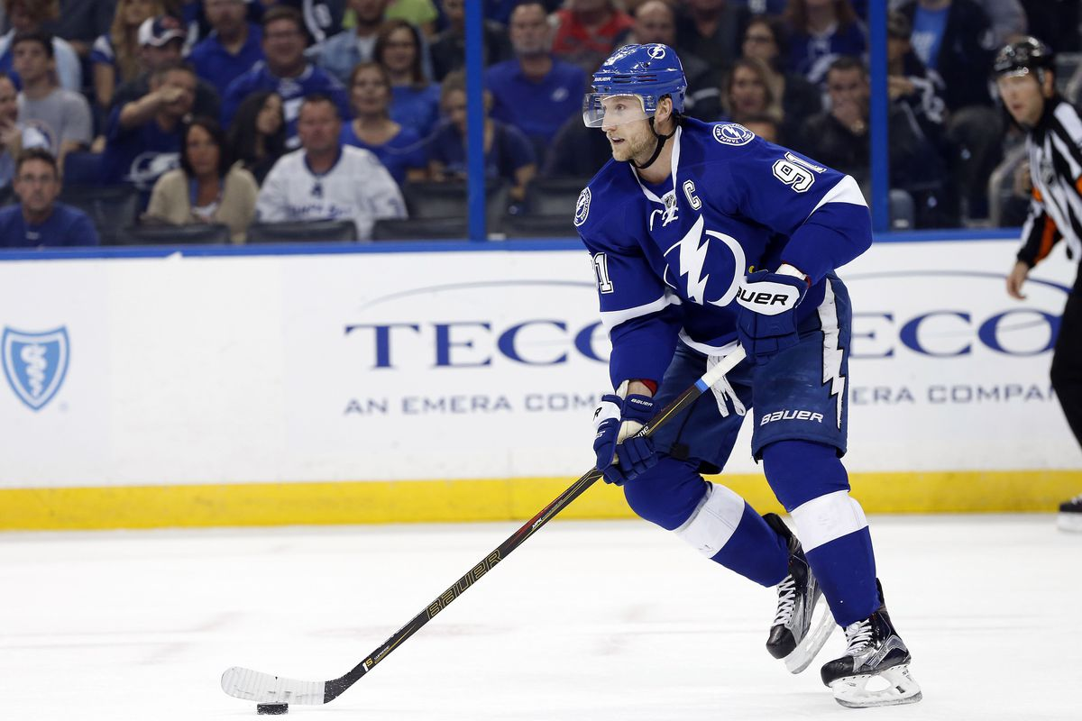 "Exit Interview: Steven Stamkos, Hedman ""one of the best ..."