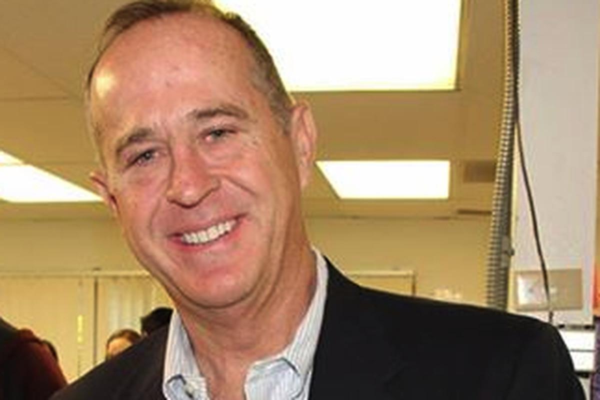 Anaheim Mayor Tom Tait