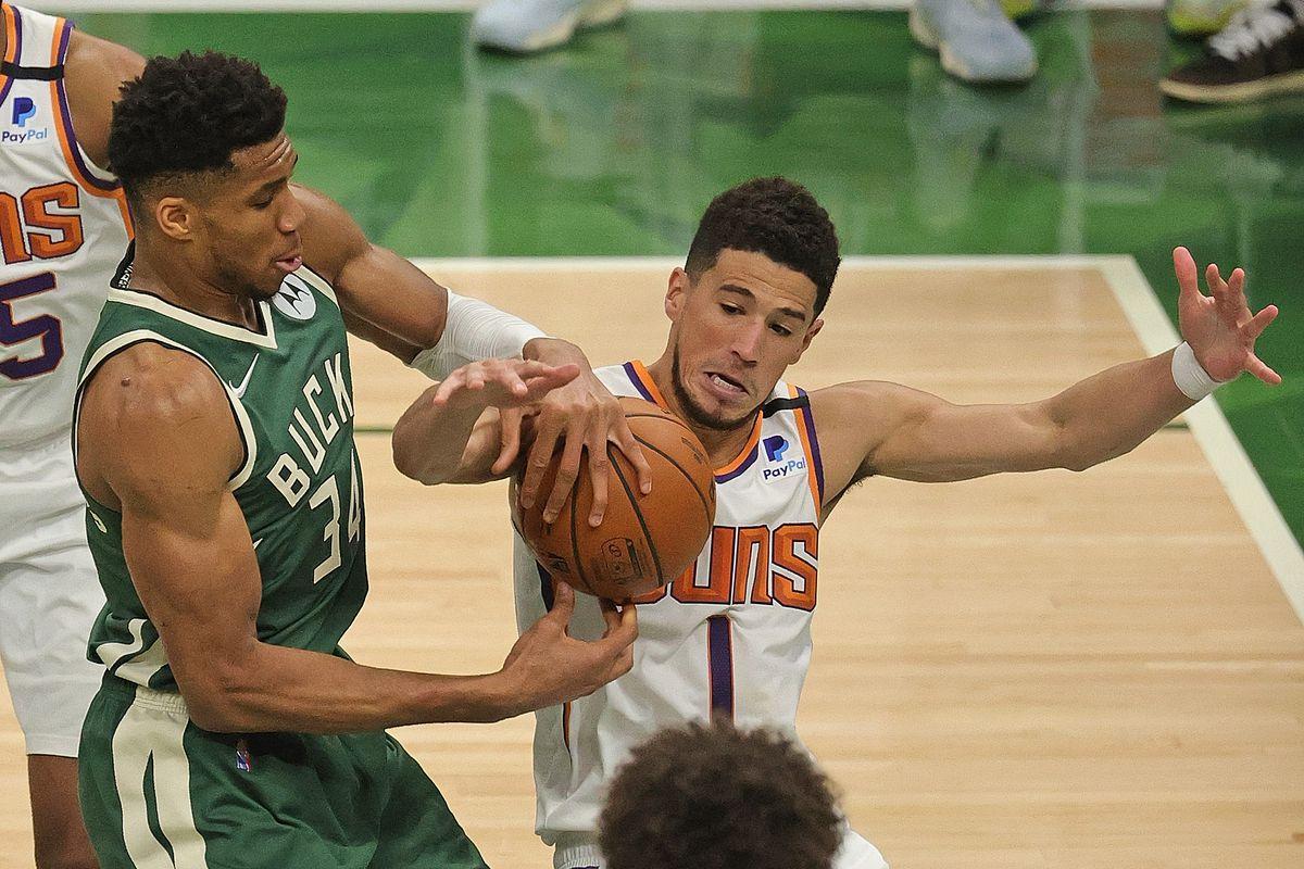 2021 NBA Finals - Game Three
