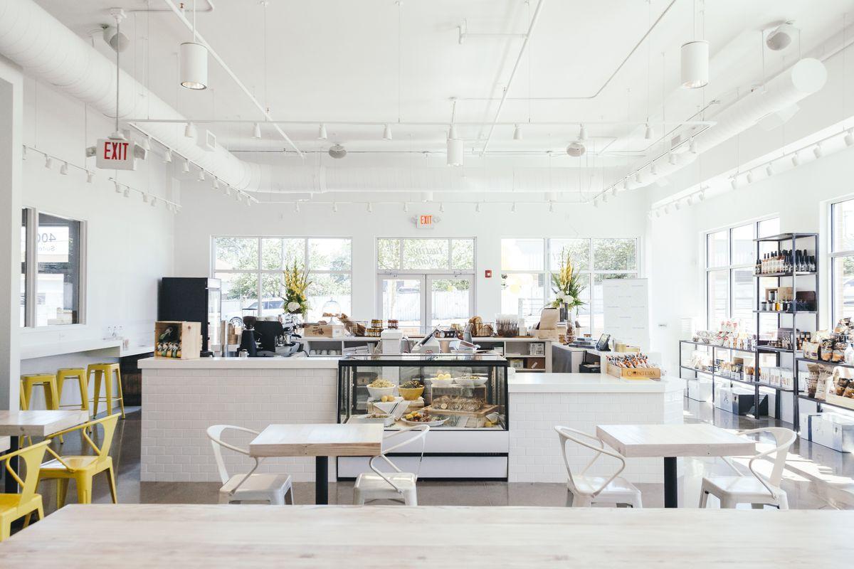 Take a Look Inside Salt & Vine, Now Open in Sylvan Heights