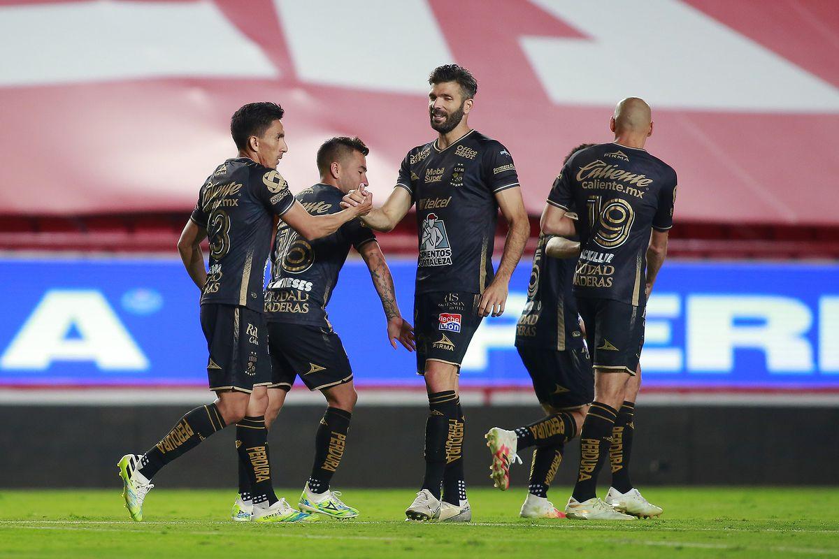 Necaxa v Leon - Torneo Guard1anes 2020 Liga MX