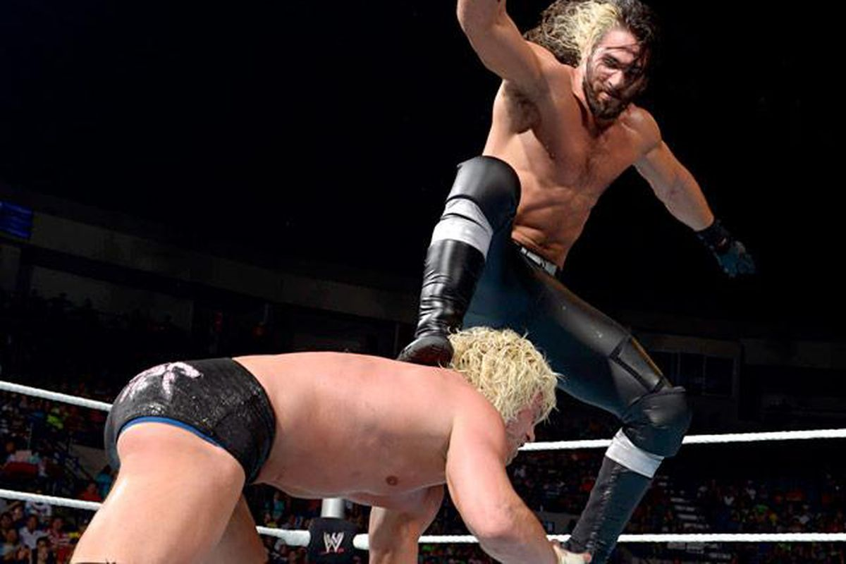 Rollins confirms why the curbstomp is no longer his finisher