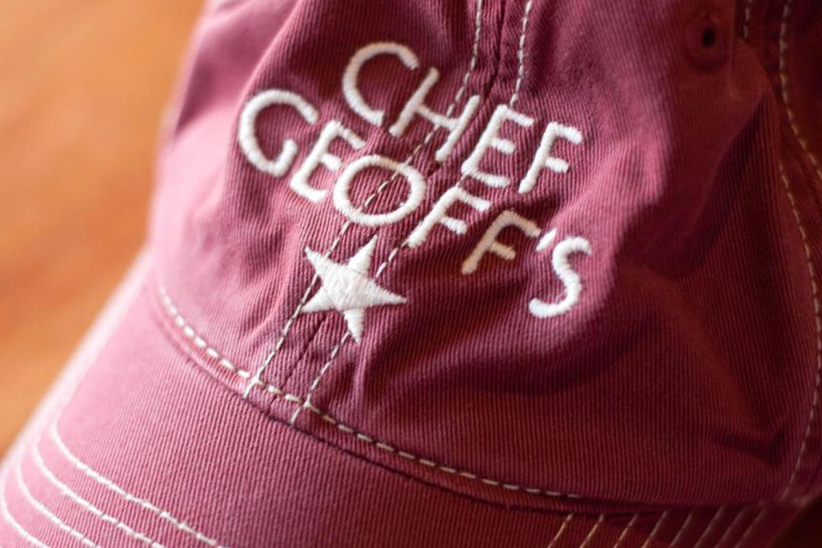 Chef Geoff's