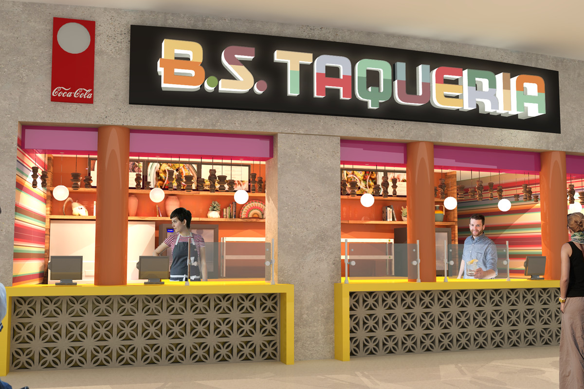 B S Taqueria At Staples Center Levy Restaurants