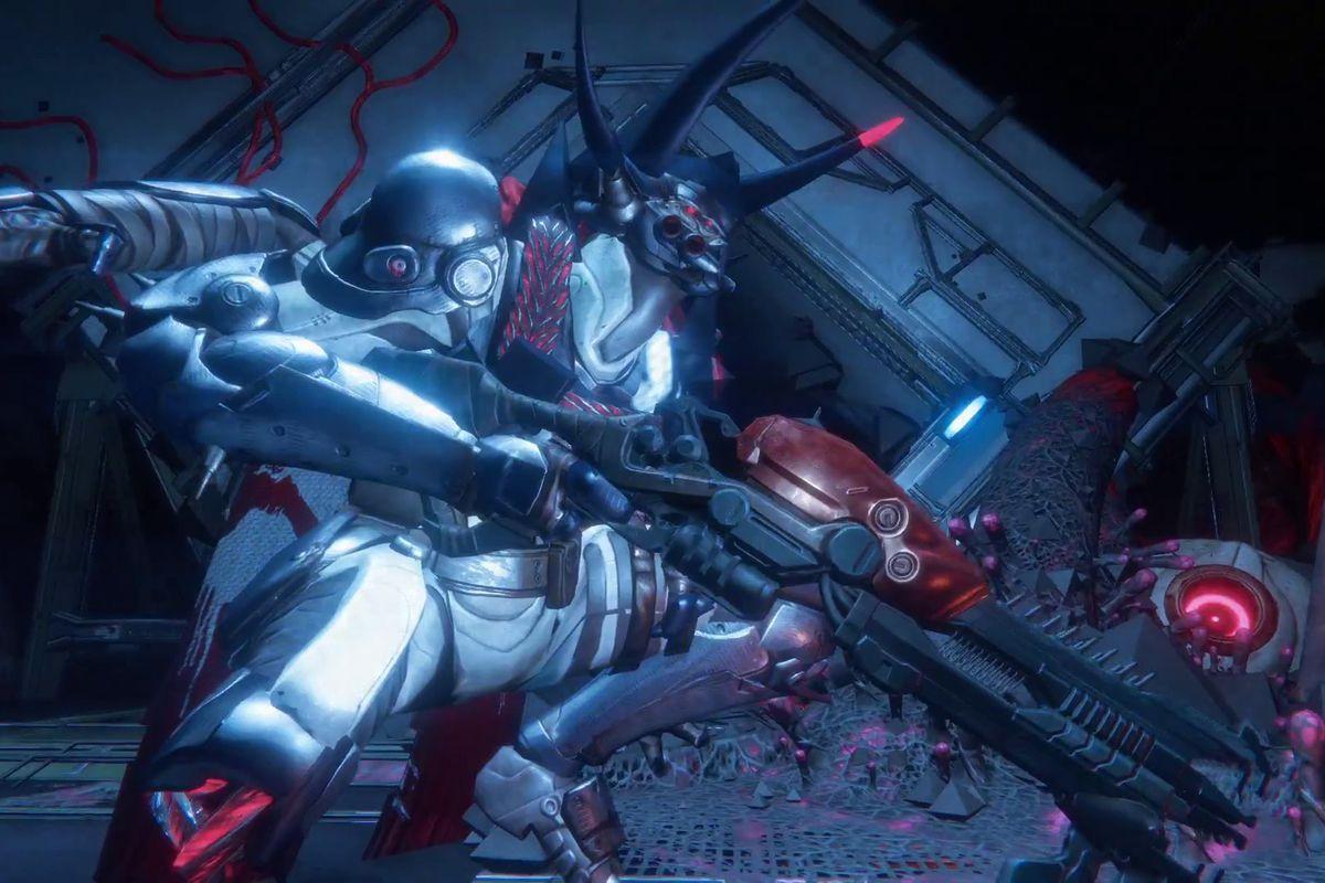 Destiny: Rise of Iron - Fallen Devil Splicer