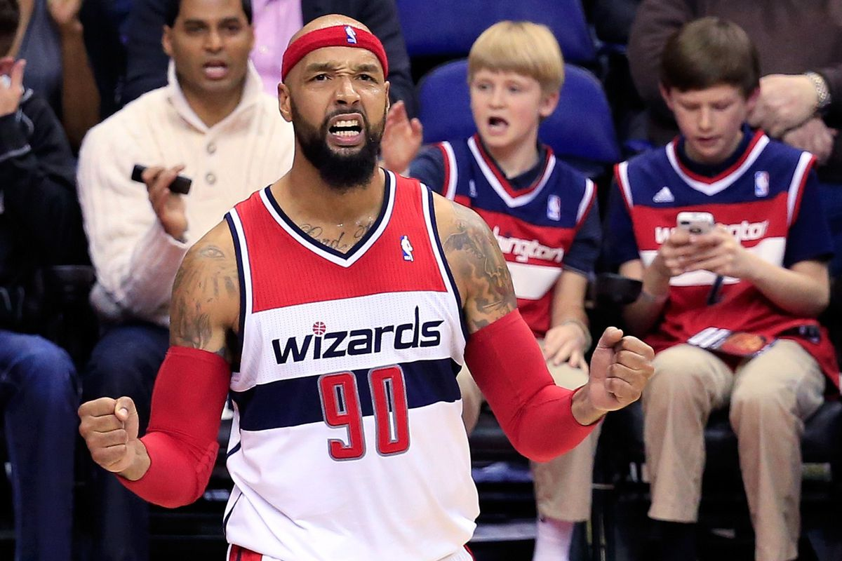 """Drew Gooden has felt a """"comfort level there like no other right now,"""" according to a recent interview he gave to Dan Steinberg of the D.C. Sports Bog."""