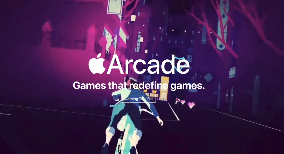 Apple Arcade wants to slay the free-to-play monster iOS