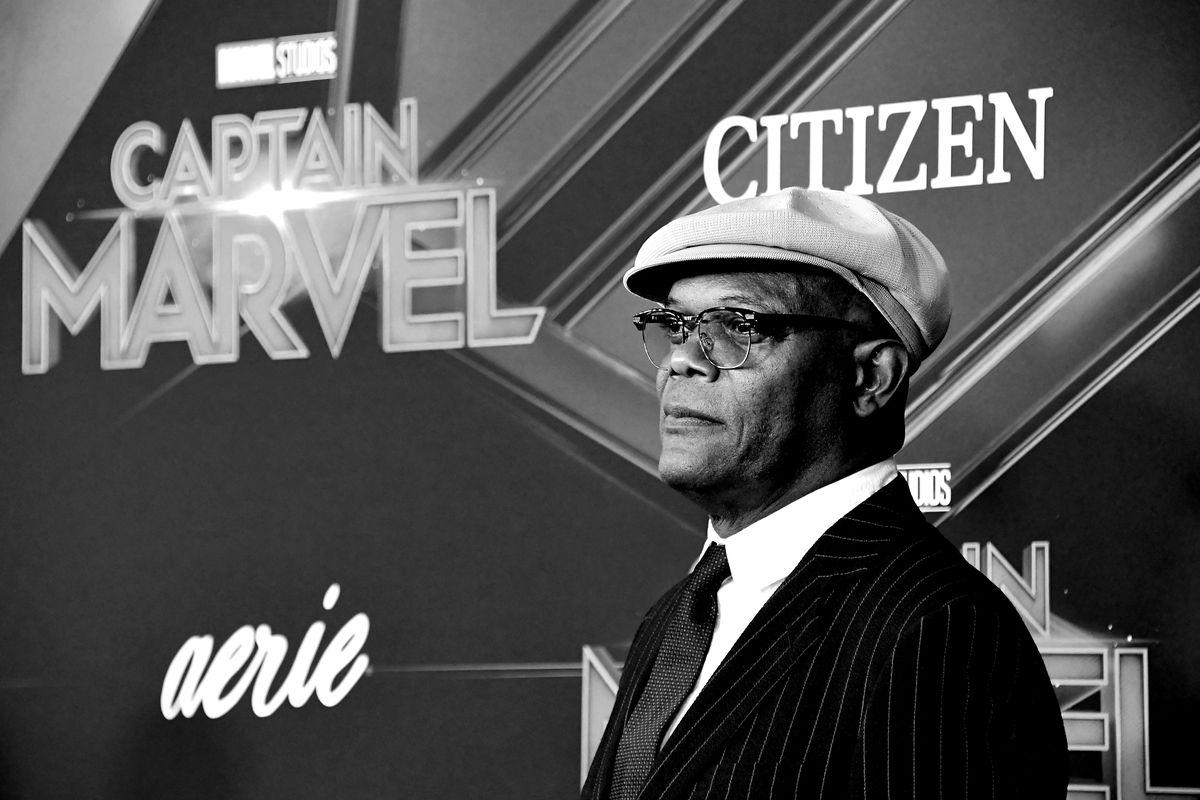 "Marvel Studios ""Captain Marvel"" Premiere - Arrivals"
