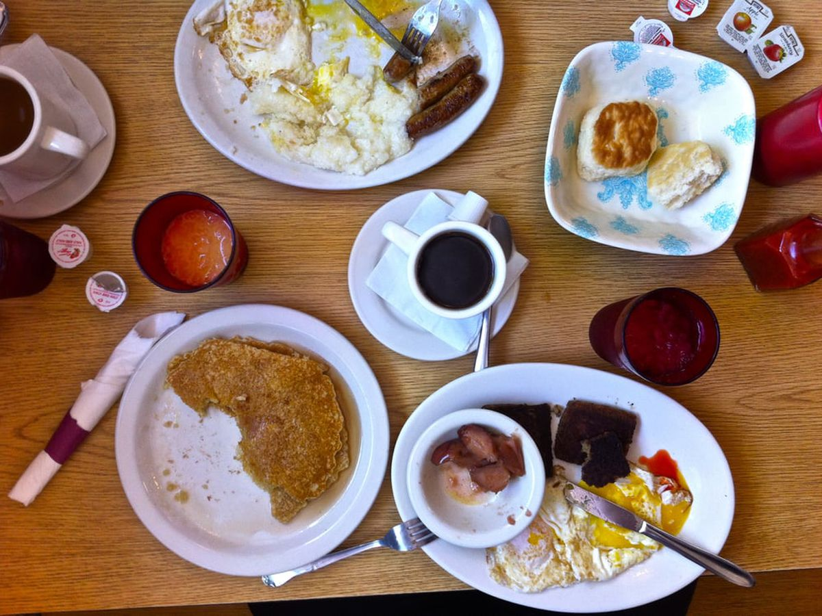 Orted Breakfast Offerings At The Iconic Florida Avenue Grill Jesse A Yelp