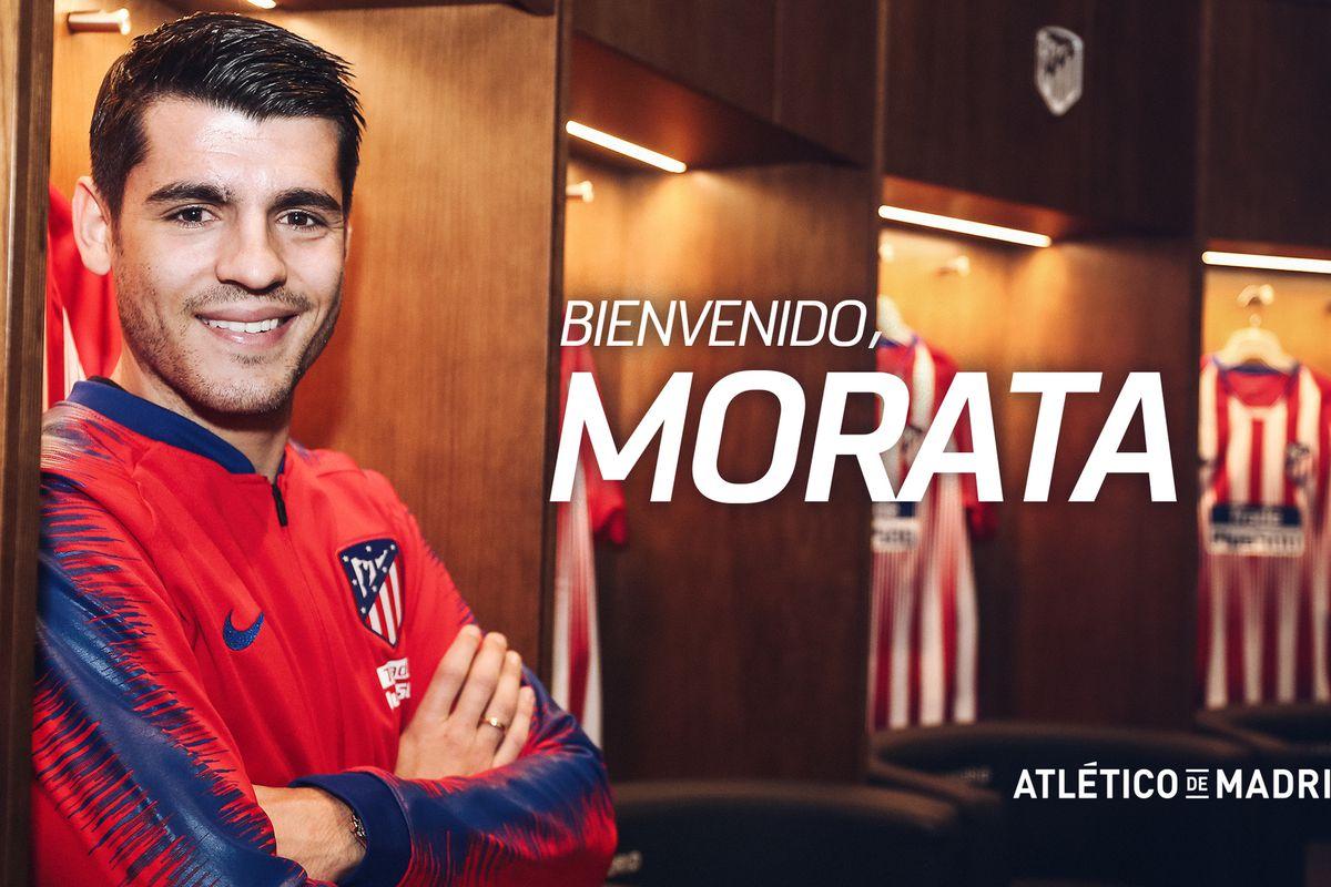 Image result for alvaro morata atletico madrid