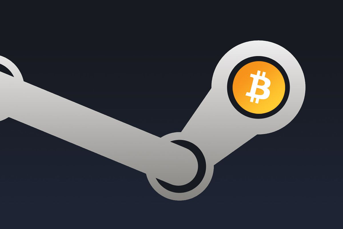 Steam No Longer Accepting Bitcoin Payments For Video Games