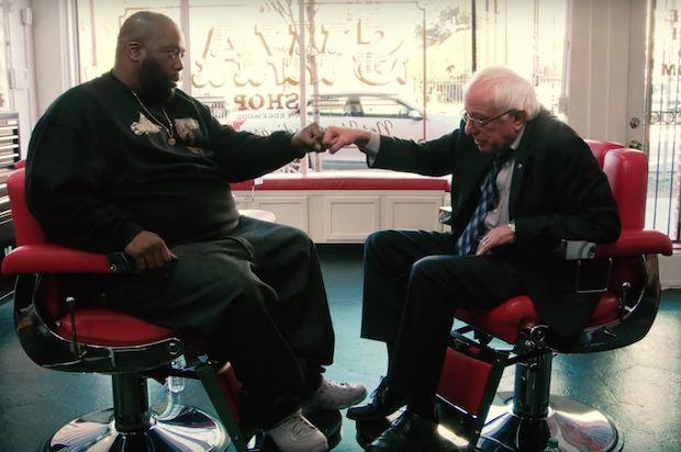 Bernie Bump