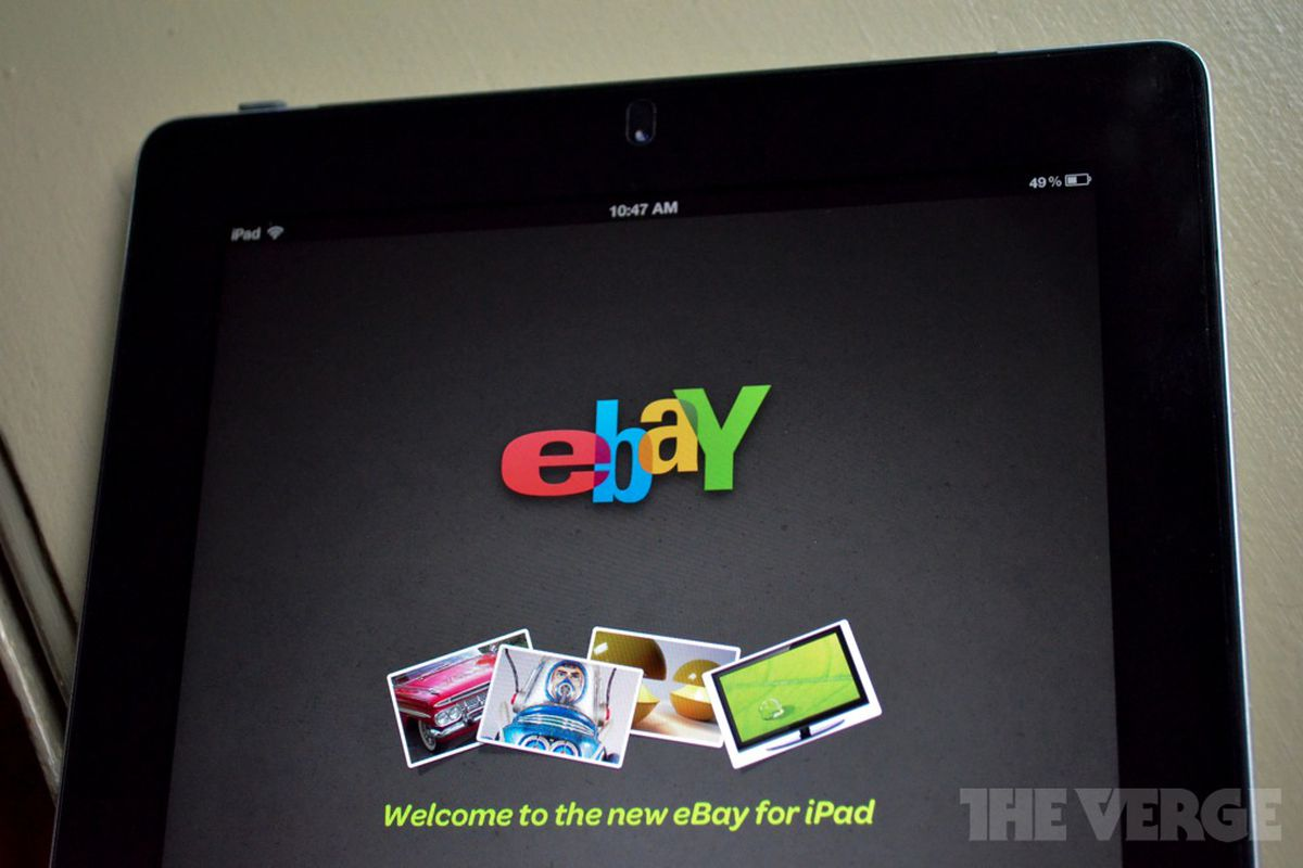 eBay 2.0 for iPad
