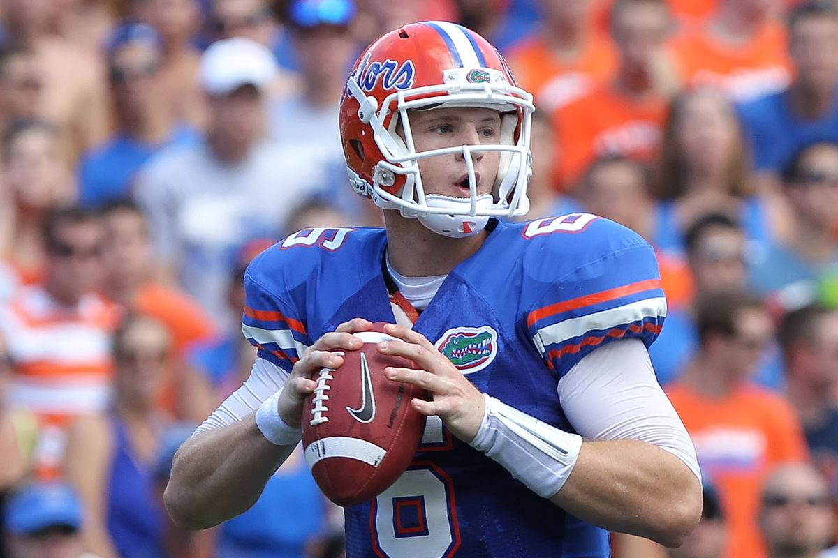 Can the Gators prevail if Jeff Driskel has to win the game with his arm?