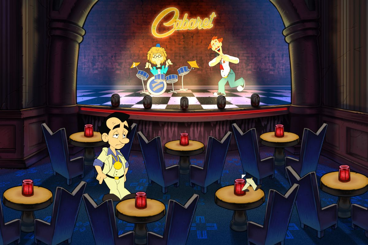 Leisure Suit Larry: Reloaded pub 'shooting for' May 31 ...