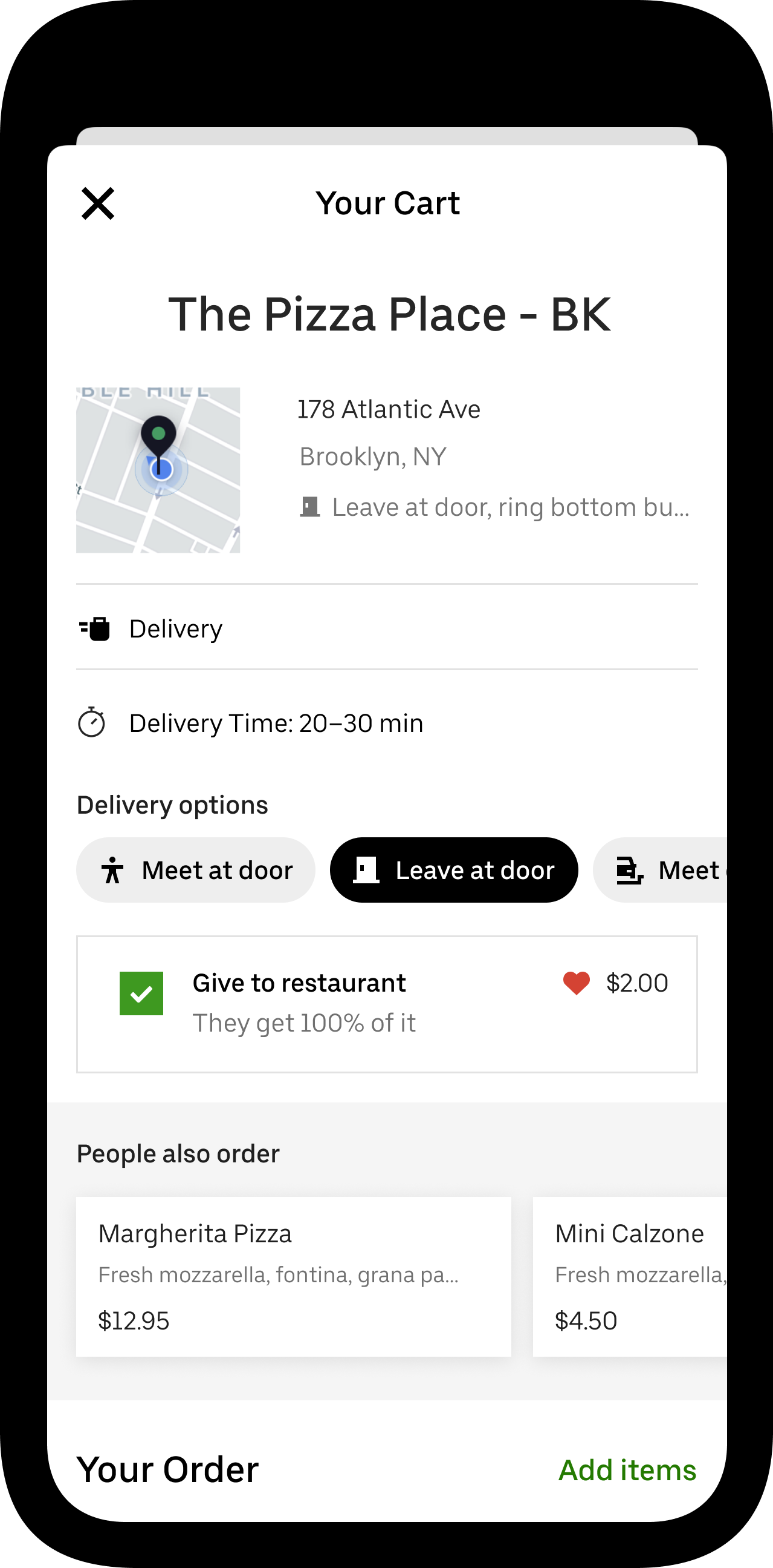Uber Eats Is Adding An In App Donate Button For Restaurants The Verge