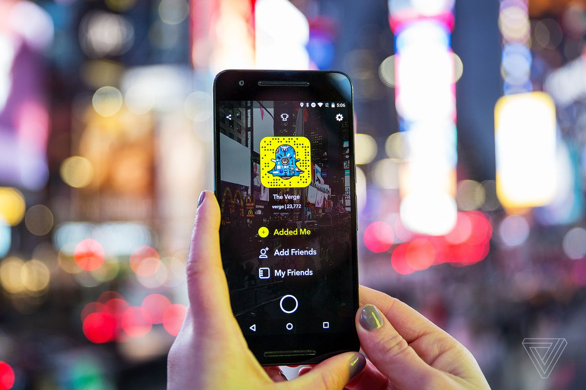 Snapchat just added a couple new features -- here's how to use them