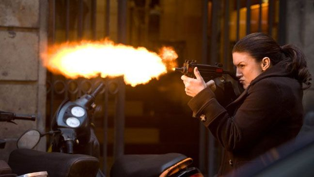 Gina Carano as Mallory Kane in 'Haywire'