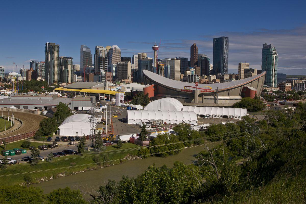 Report Flames City Of Calgary Reach Tentative New Arena Deal Matchsticks And Gasoline