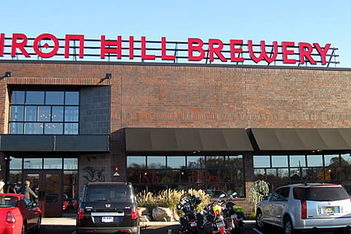 Iron Hill is opening another two locations.