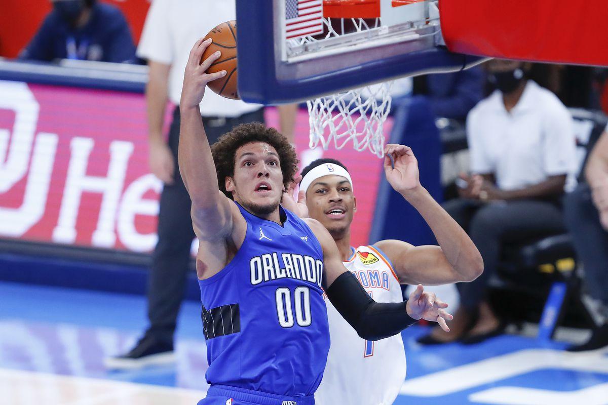 NBA: Orlando Magic at Oklahoma City Thunder