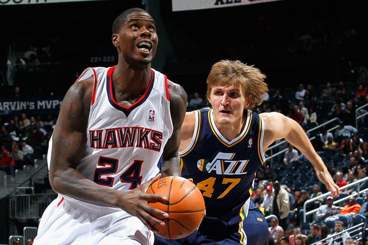 Guess we can say goodbye to the thoughts of bringing Andrei Kirilenko back . . .