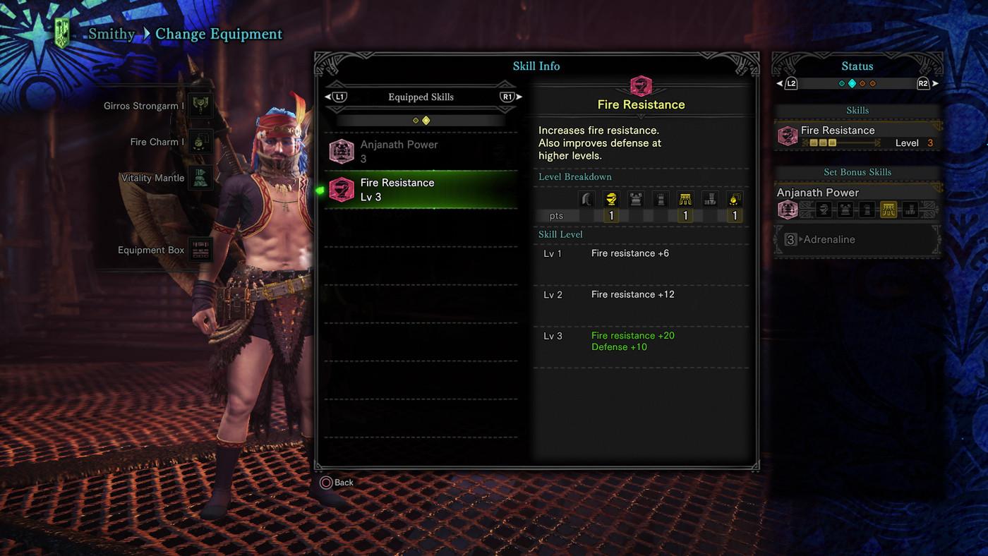 Monster Hunter: World armor skills guide - Polygon