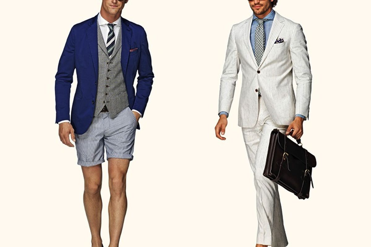 """A sampling of the spring/summer 2015 collection. Photos: <a href=""""http://us.suitsupply.com/en_US/home"""">Suitsupply</a>"""
