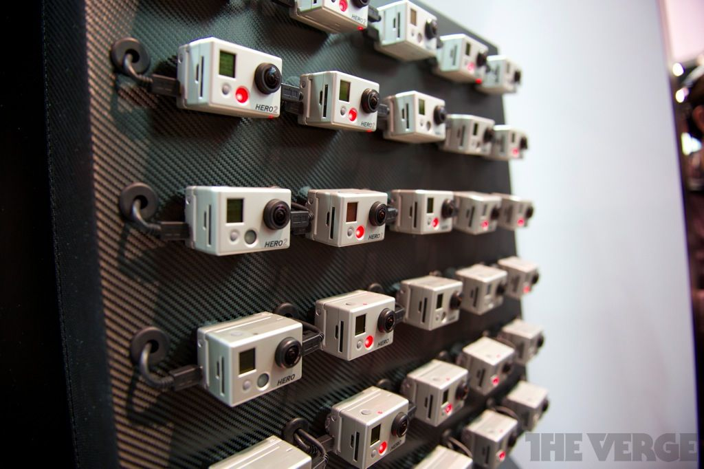 GoPro Wi-Fi BacPac hands-on pictures