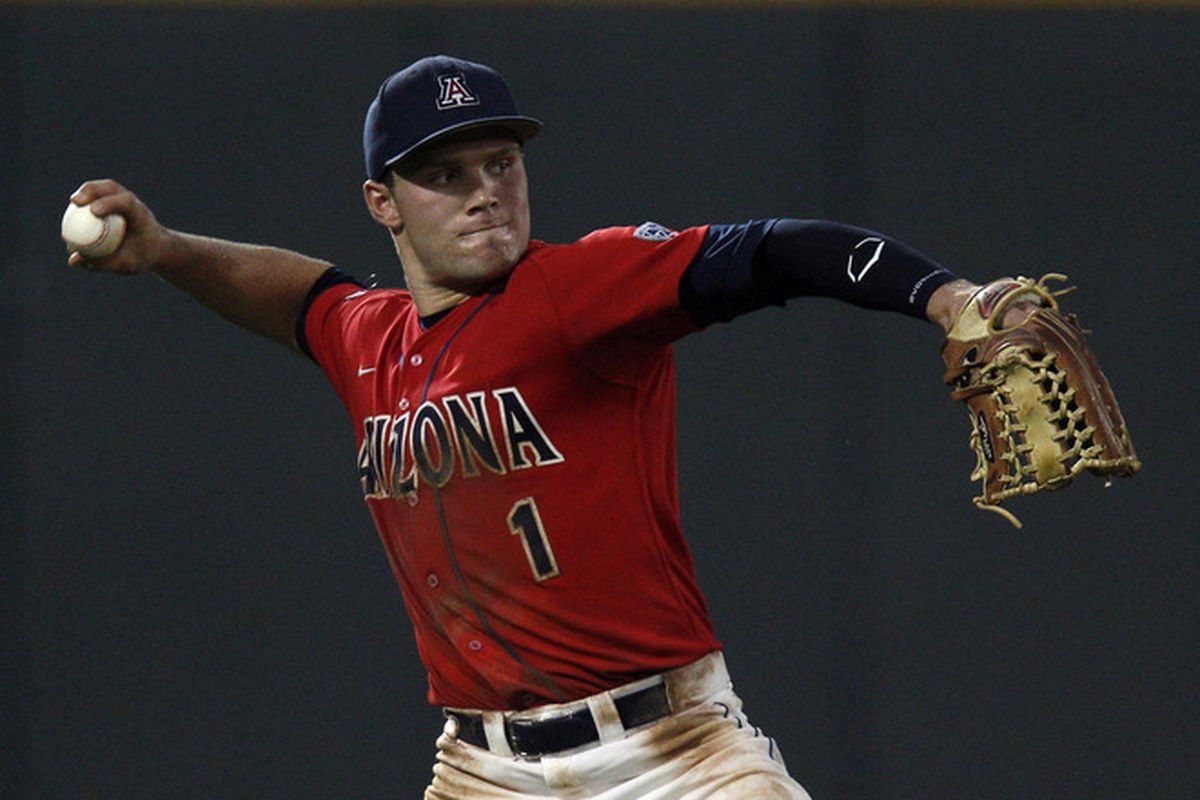 Johnny Field and the Wildcats look to take game one of five against the Sun Devils in 2013