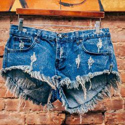 <b>One Teaspoon</b> shorts, $100
