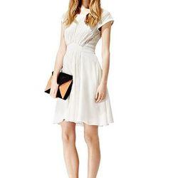 """<a href=""""http://www.reissonline.com/us/shop/womens/womens_sale/dresses/anara/ivory/#"""">Anara</a>, $98 (was $360)"""