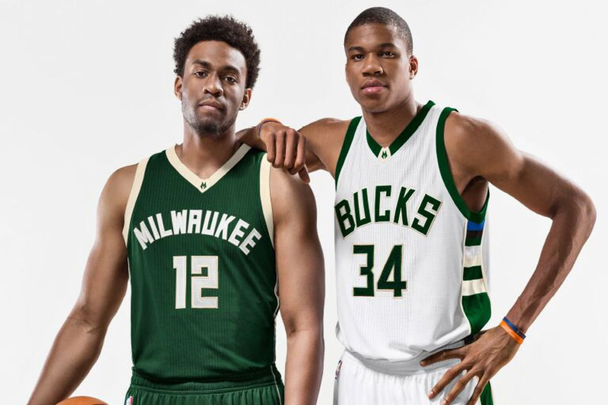 cheaper c7003 41ade Training Camp 2015: Milwaukee Bucks storylines to watch for ...