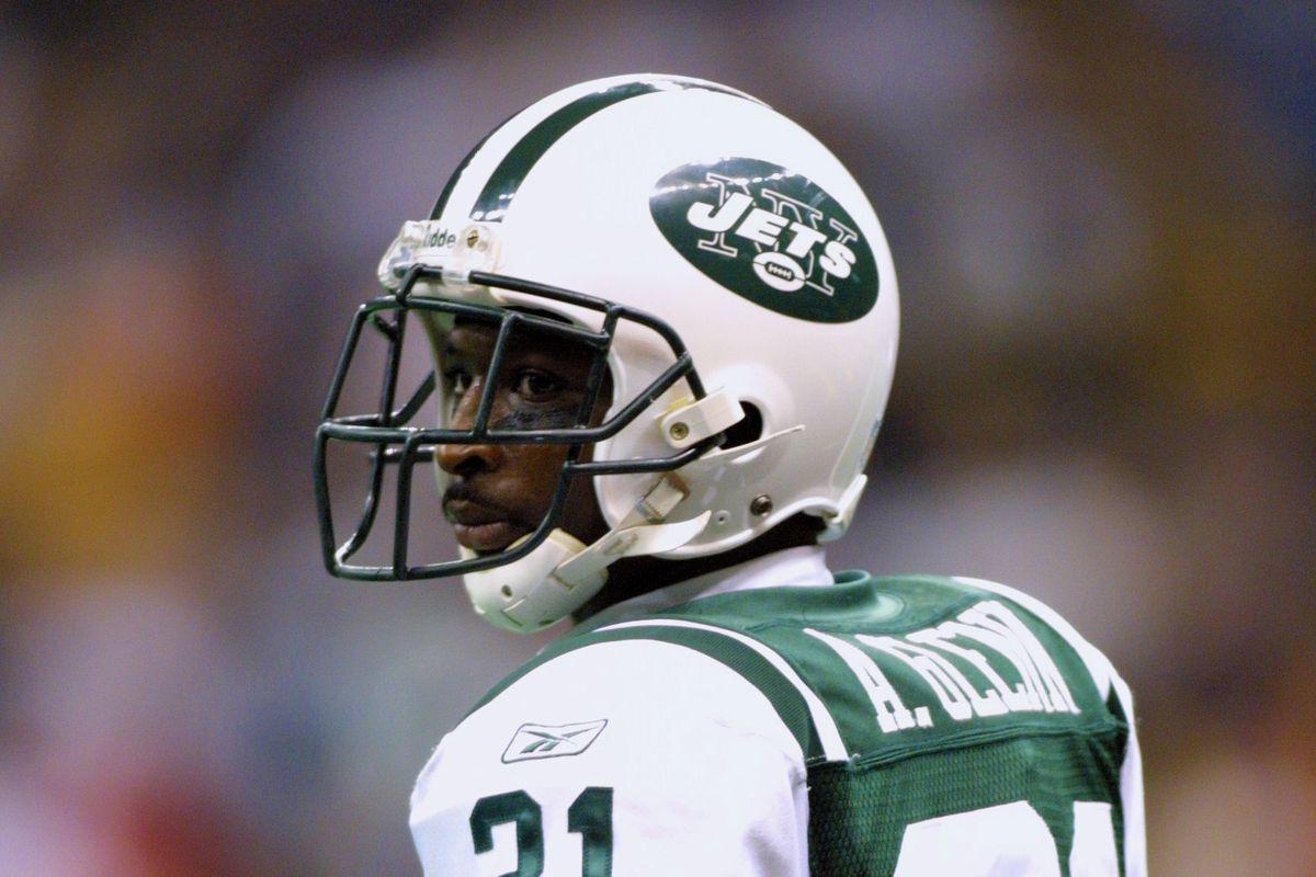 Jets v Saints X