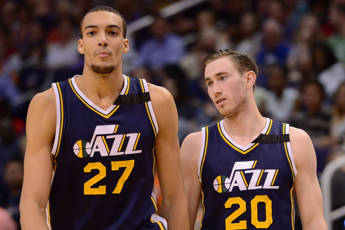 da2a7f0e1a9 Utah Jazz 2015 roster: Jazz hope a young roster can take the next step