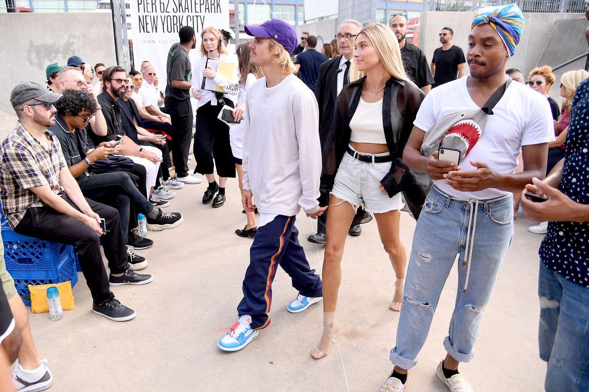 John Elliott - Front Row - September 2018 - New York Fashion Week: The Shows