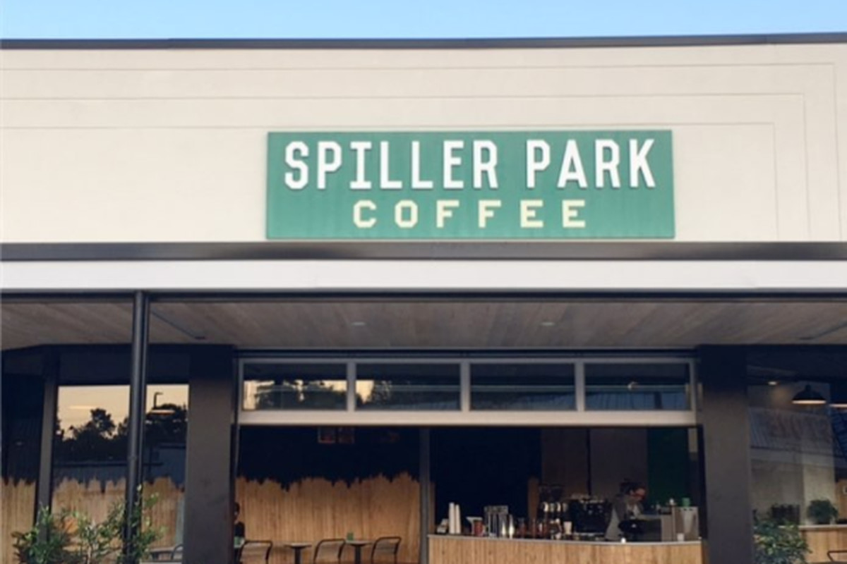 Spiller Park Coffee Toco Hills.
