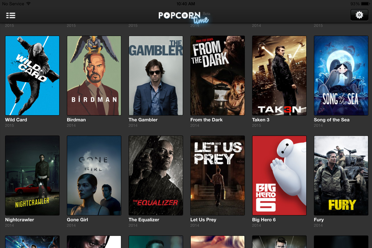 Piracy App Popcorn Time Sneaks Onto Iphones And Ipads The Verge