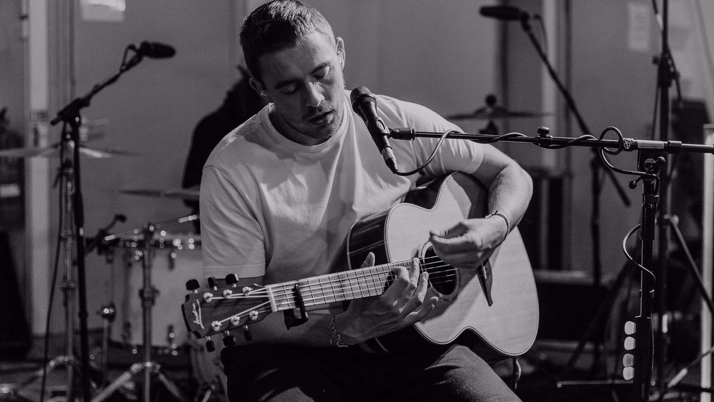 Dermot Kennedy on His Motivations, 50 Cent, and the Duality of His Music