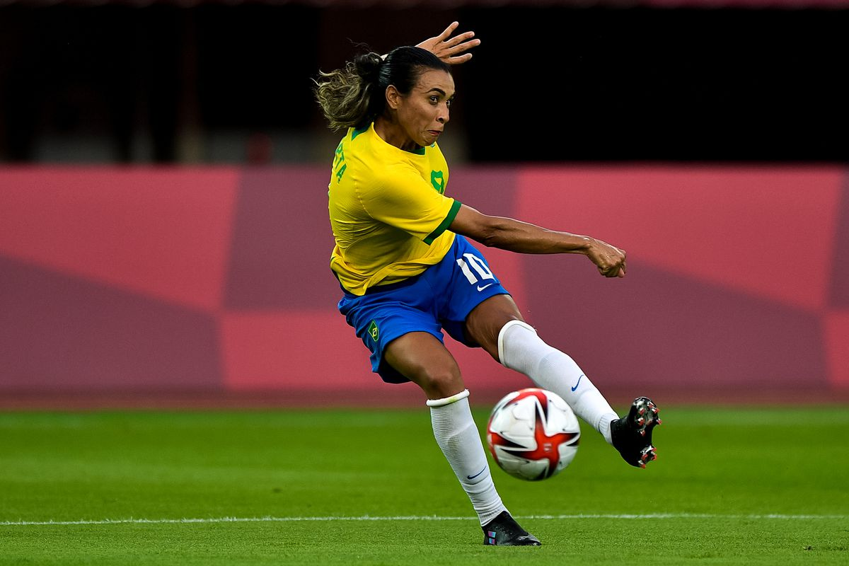 China v Brazil - Tokyo 2020 Olympic Football Tournament