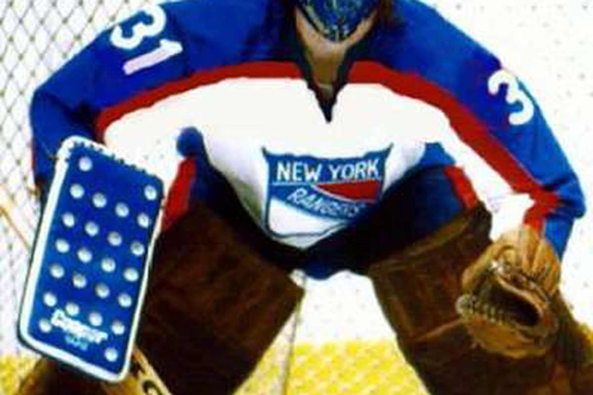 """On this in 1978, the Montreal Canadiens 28-game unbeaten streak was snapped by the Rangers. In goal, making his NHL debut, a Swedish goaltender who would feel the """"Wrath of Grapes"""" for years to come."""